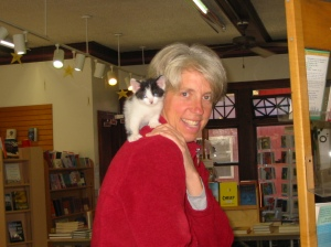 Linda & kitty